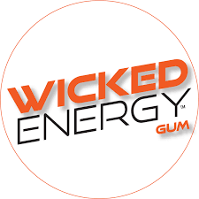 wicked energy gum logo